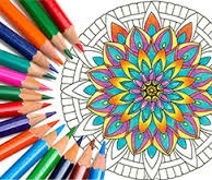 Coffee & Coloring for Adults