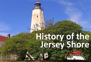 History of the Jersey Shore